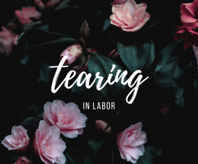 Tearing in labor